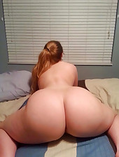 Marvelous cuties with big asses